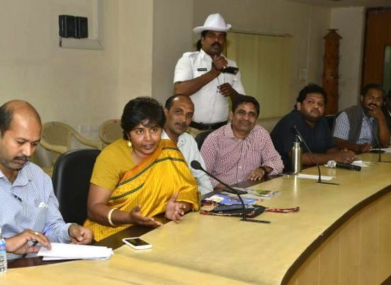 RWA meeting with BTP officials
