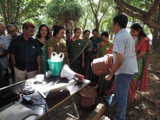 HaSiRu Mithra - Waste Managment Workshop 13 Dec 2015