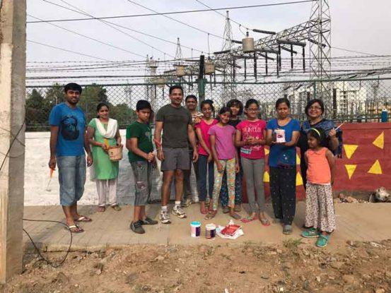 HaSiRu Mithra Clean Drive KEB Area 23 April 2017